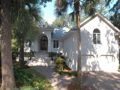 Photo for Beautiful four bedroom Palmetto Dunes home!