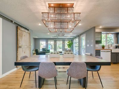 Photo for #HabitueHomes- The Redway Atomic Ranch -Modern Design/Serene Pond