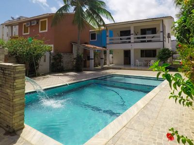 Photo for House in Tamandaré with pool 30m from the beach
