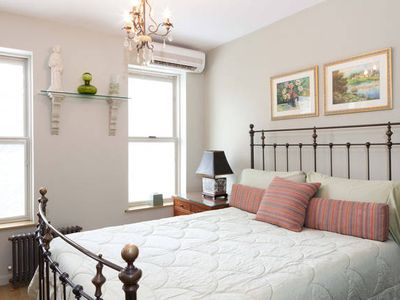 Photo for Private bedroom and bathroom with separate entrance in Park Slope, Brooklyn