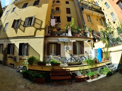 Photo for Beautiful Loft In the Heart of Rome