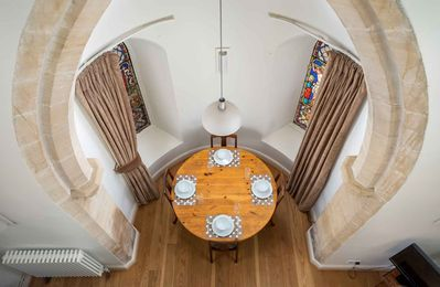 Photo for The Old Chapel is a former small chapel, located close to the heart of the beautiful Northleach