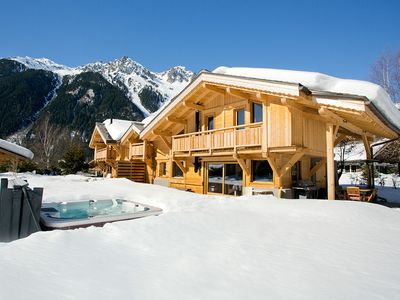 Photo for Chalet for rent in Chamonix-Mont-Blanc