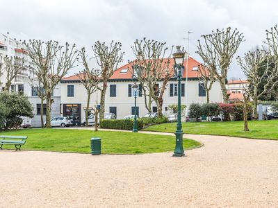 Photo for Biarritz Garden Public town house with garden and free wifi.