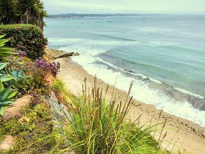Photo for Opal Cliff Oasis Beach House located near Capitola Village and Pleasure Point *Full Ocean Views! Private Backyard with Hot Tub*