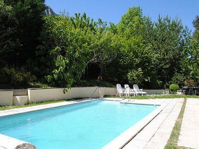 Photo for languedoc/Caudies .Stunning Tranquil Villa with pool  | Amazing Views