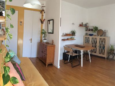 Photo for Welcoming and bright apartment in the heart of Barcelona
