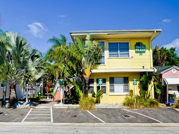 Clearwater Cottages, Clearwater Beach, Clearwater, FL, USA