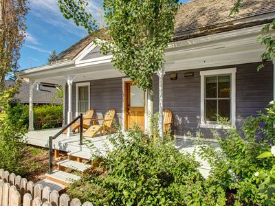 Photo for Contact us for Summer Savings! Remodeled Historic Park City Park Avenue Place