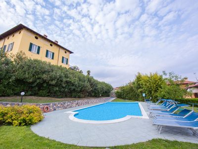 Photo for Villa Savallo, Polpenazze del Garda, Italy