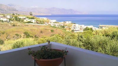 Photo for Independent villa about 800 meters from the beaches of Alcamo Marina