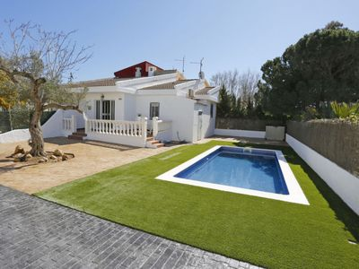 Photo for Vacation home Las Palmeras II  in Deltebre, Costa Daurada - 4 persons, 2 bedrooms