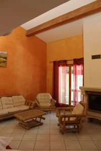 Photo for Cottage Castellas - 3 bedrooms - 7 persons