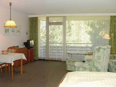 Photo for Double room category B - Hotel-Garni Haus Wiesenweg