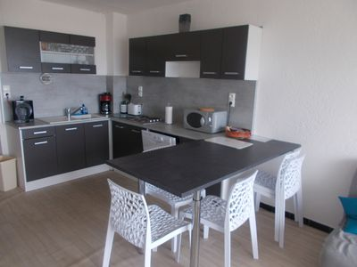 Photo for New !!! Apartment T3 Seafront entirely redone and equipped for nine.