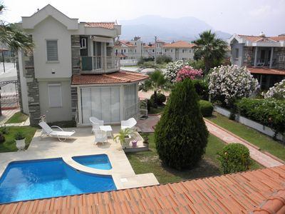 Photo for Pretty Villa with 2 double bedrooms.