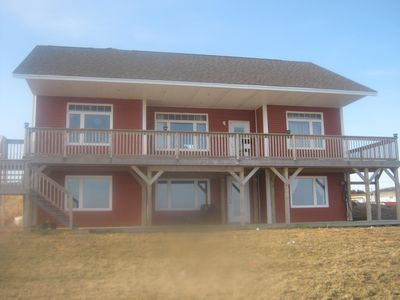 Photo for Oceanside  Home on Atlantic Ocean in Pouch Cove