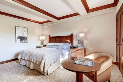 Luxury Bedroom with King Bed