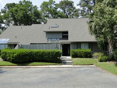 Photo for Beautiful 3-Bedroom Villa in Palmetto Dunes - On Golf Course w/Free Tennis