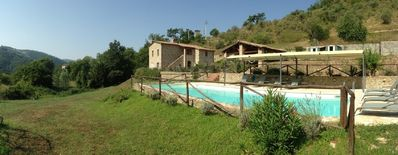 Photo for 4BR Villa Vacation Rental in Camporeggiano, Umbria