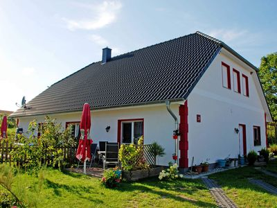 Photo for Holiday apartment with terrace on the field - Ferienappartement am Feld