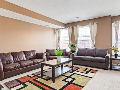 Photo for Bright Beautiful Spacious 2 Bedroom House Suitable for Up To 8 People
