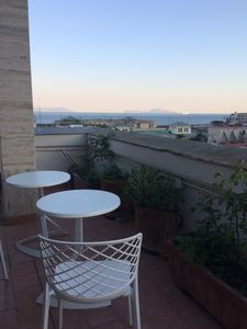 "Photo for Panoramic B&B ""Casa Miranapoli"" with a view of the Gulf of Naples"