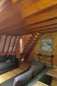 Photo for Chalet l'Hermine, Alpe d'Huez, Vieil Alpe district, 90 m2