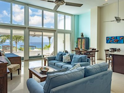 Photo for Palmars Most Stunning  Large Oceanview  Condo 18' ceilings & windows. Beautiful!
