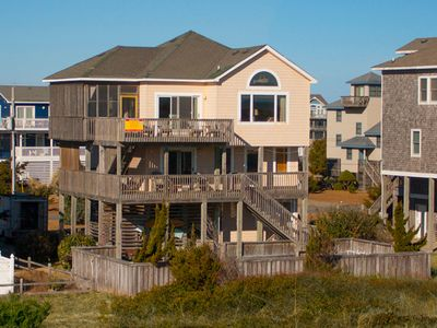Photo for Magnetic Views! Oceanfront, Waves w/ Sparkling Pool, Hot Tub, Grill, Game Room