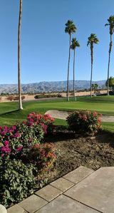 Photo for Fairway unit on golf course in Palm Desert