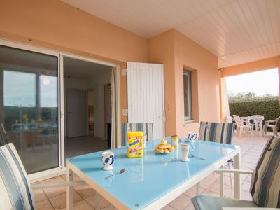 Photo for 2 bedroom Apartment, sleeps 4 in Le Grau-du-Roi with Pool and WiFi