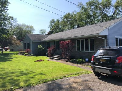 Photo for Steps to the beaches of Lake Erie 4BR, 3BA Beautiful House