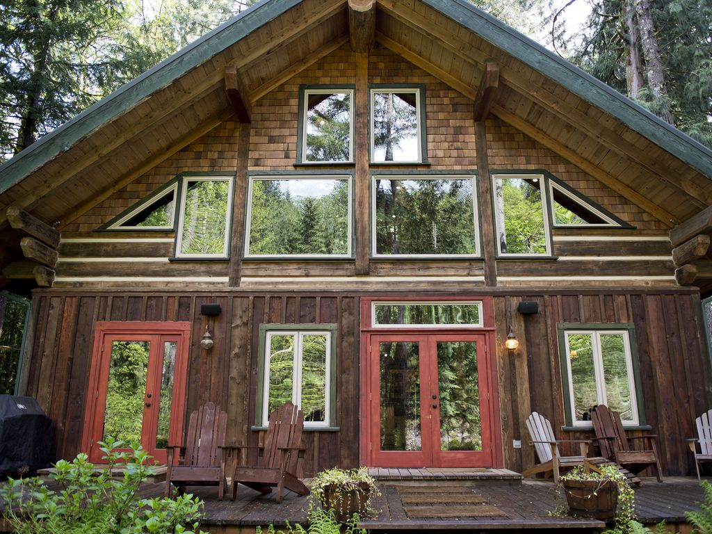 Awesome Bungalow Cabin Part - 1: Rainbow Bungalow: Where Mountain Cabin Meets Boutique Hotel
