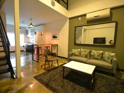 Photo for Central Stylish 2 Level Apt for 4ppl @ Jongno / SNUH - D306
