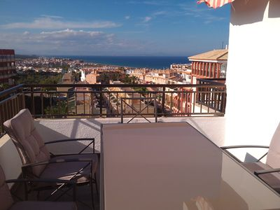 Photo for Superb apartment exceptional view