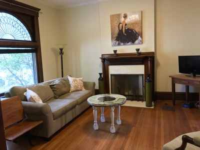 Photo for Charming House in Historic Victorian Village/Short North