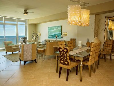 Photo for Low Floor ~ Gulf Front ~ Turquoise 404D ~Rates Dropped ~ Balcony Hot Tub/Grill ~ Great Amenities