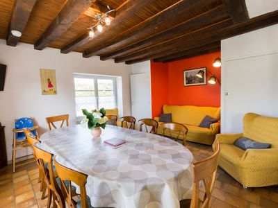 Photo for 3 *** Classified lodging located near the zoo of the arrow 11 beds PRICE base 99 € / 6per
