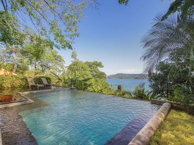 Photo for Best Location, Beachfront Villa With Infinity Pool Ocean View on a private beach