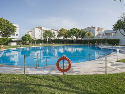 Photo for Apartment Sevillana in Rota - 5 persons, 2 bedrooms