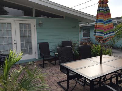 Photo for In Siesta Key Village & Steps to the Beach!