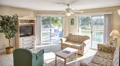 Photo for 1 Bedroom, 1 Bathroom, Full Kitchen, 27 Hole Golf Course, Sunset Beach and Calabash nearby(2807M)
