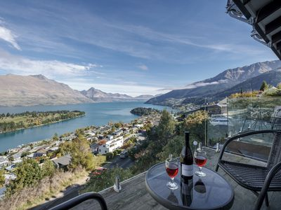Photo for The Eagles Nest - Queenstown Holiday Home