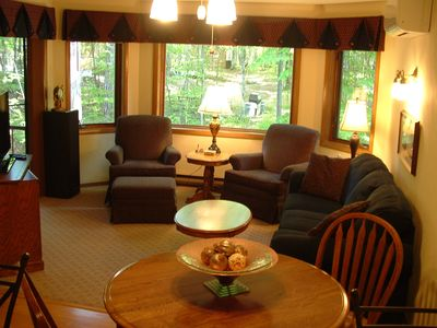 Photo for Updated 1 Bedroom King, Book Now For Fall Fun! in Door County