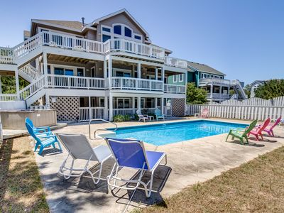 Photo for Duck Tales | 2400 ft from the beach | Private Pool, Hot Tub