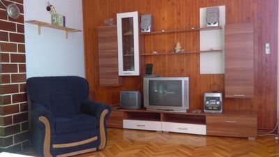 Photo for Two bedroom apartment with terrace and sea view Šmrika (Kraljevica)
