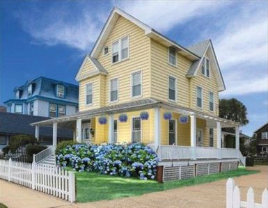 Photo for LBI Renovated,Oceanside Victorian,  Perfect for Family Reunions!