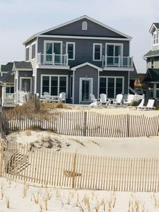 Photo for Normandy Beach Ocean Front Home. Sleeps 12. Perfect for Families' Vacay