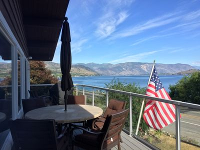 Photo for Outstanding views w/ convenient access to Lake Chelan